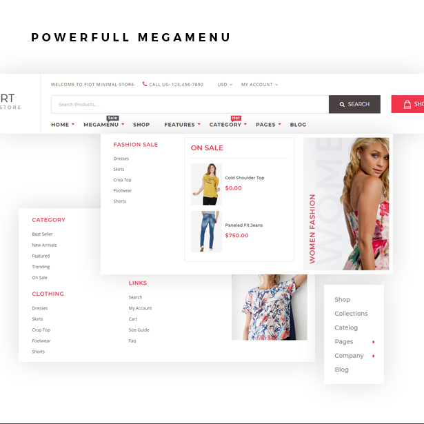 Shopcart Shopify Theme
