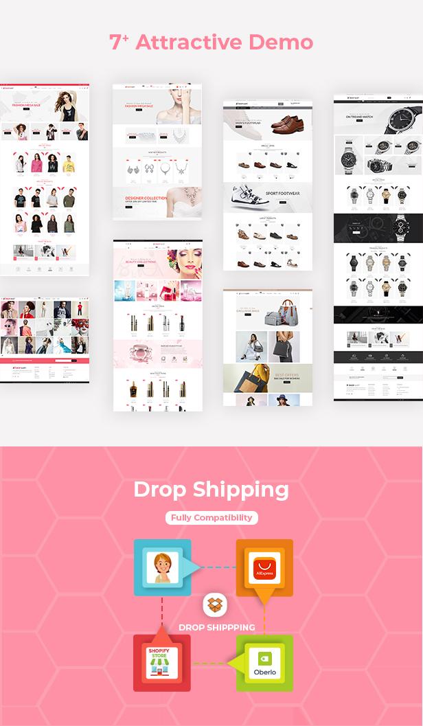 Shopmart Store Shopify Theme