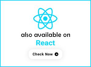 Universal - React Admin Template